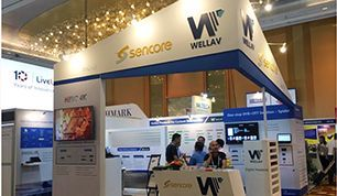 Wellav Attends the BroadcastAsia 2016 Exhibition in Singapore with Its Latest Solutions