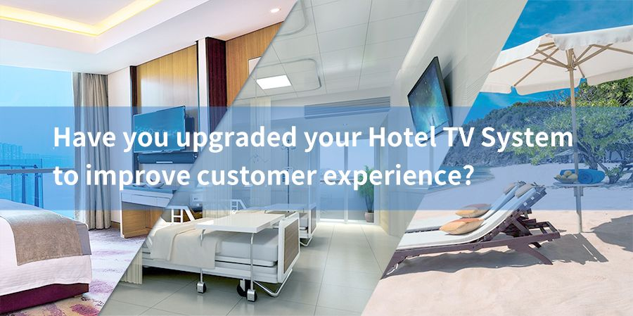 Featured Project | Have you upgraded your Hotel TV System to improve customer experience?