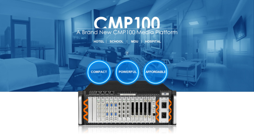 Wellav CMP100 Media Platform